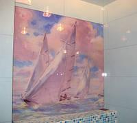 Скинали в ванной