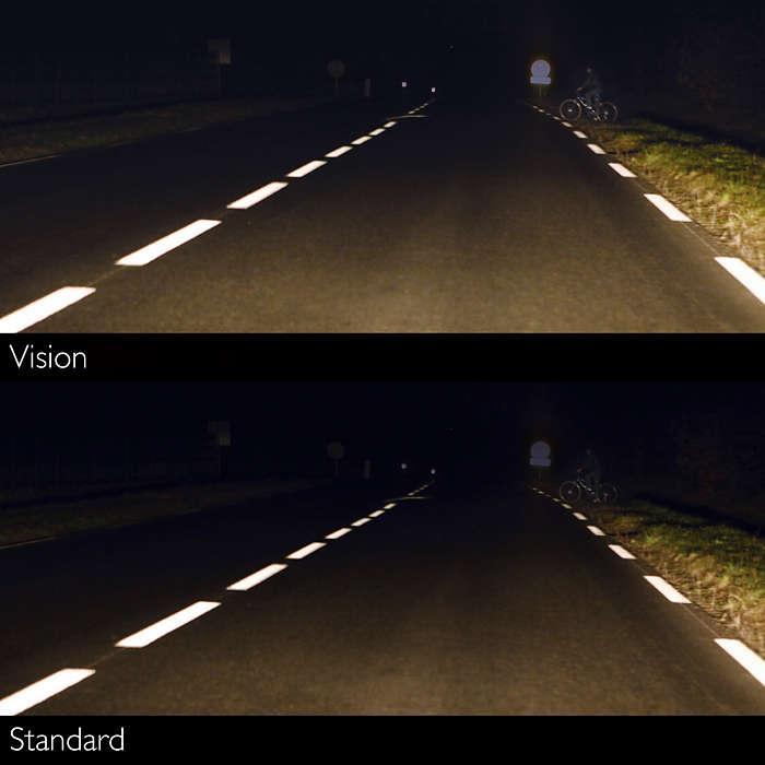 Автолампи Philips Vision (для автомобільних фар) 12336PRB1
