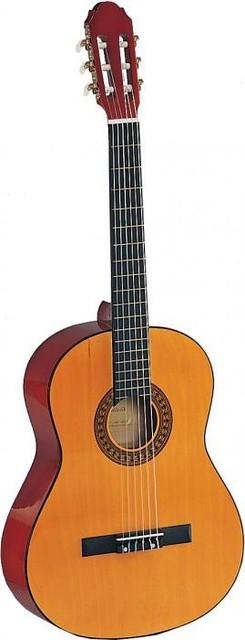 Классическая гитара MAXTONE CGC390N инструмент для начинающих музыкантов