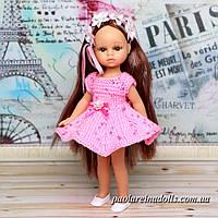 """Платье """"Дюймовочка"""" для кукол мини Подружки 21 см Паола Рейна"""