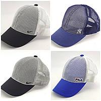 Бейсболка мужская кепка сетка летняя 54 по 58 размер бейсболки мужские кепки низкая посадка