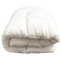 Одеяло Главтекстиль холлофайбер 150/210 белое