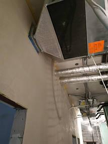 """Монтаж системы вентиляции и кондиционирования в квартире ЖК """"Комфорт-Сити"""" 2"""