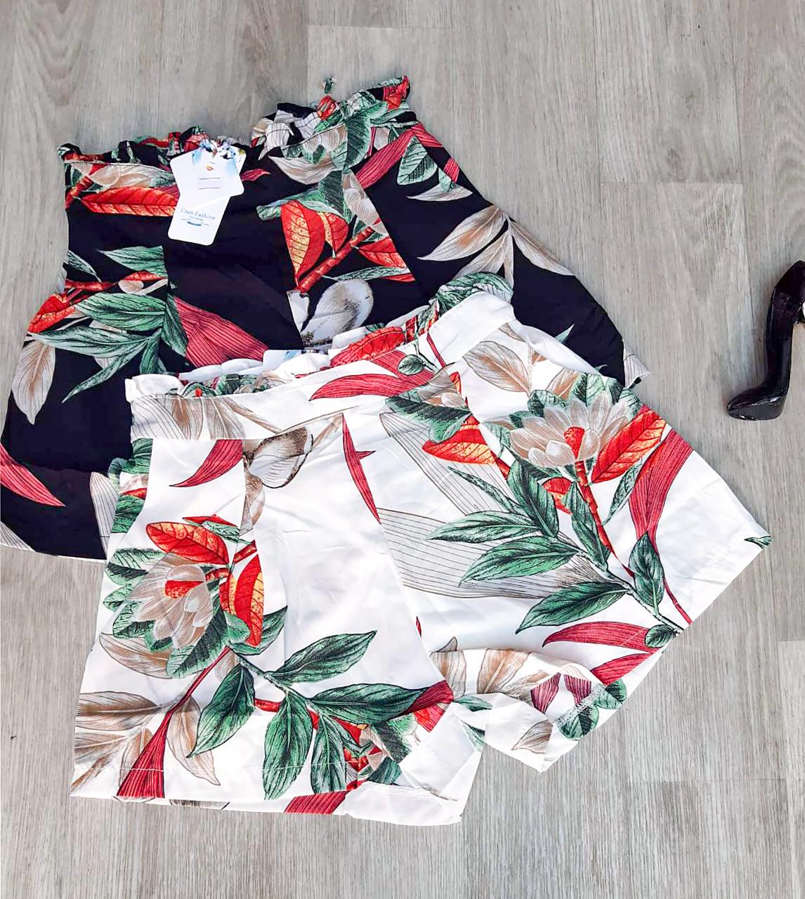 Стильні літні шорти жіночі 42-44 (в кольорах)