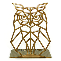 Упор для книг Glozis Owl G-034 15 х 12 см, КОД: 147549