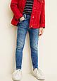 Стильные джинсы для девочки 11-12 лет Mango Испания Размер 152, фото 3