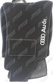 Ворсовые коврики Audi Q7 2005- VIP ЛЮКС АВТО-ВОРС