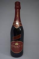 Вино игристое красное сладкое Prince Castell 0.75 л