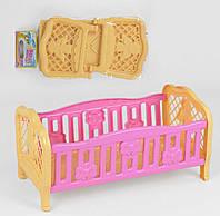 Кроватка для кукол Технок 4517