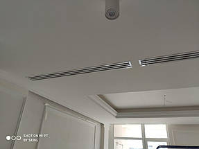 """Монтаж системы вентиляции и кондиционирования в квартире ЖК """"Комфорт-Сити"""" 16"""