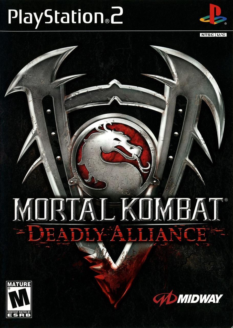 Игра для игровой консоли PlayStation 2, Mortal Kombat: Deadly Alliance