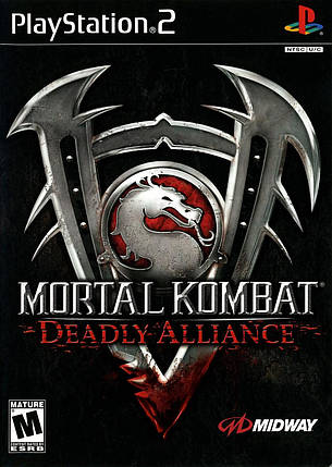 Игра для игровой консоли PlayStation 2, Mortal Kombat: Deadly Alliance, фото 2