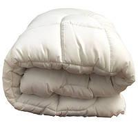Одеяло Главтекстиль холлофайбер 150/210  White, фото 1