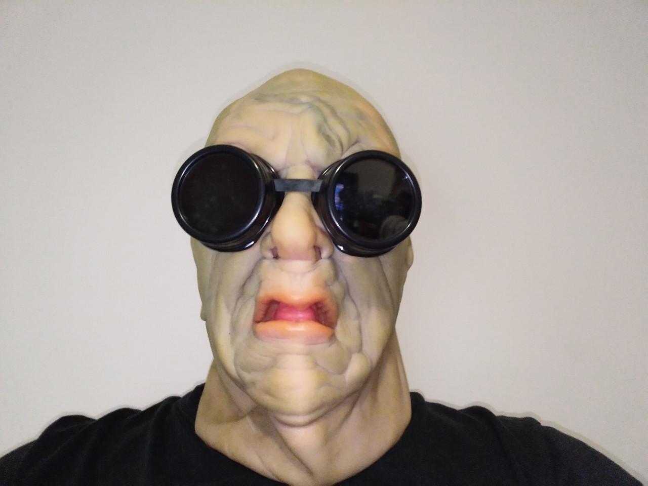 Маска Повсталий з Пекла Хеллрейзер сенобит Баттербол Butterball Cenobite - Hellraiser