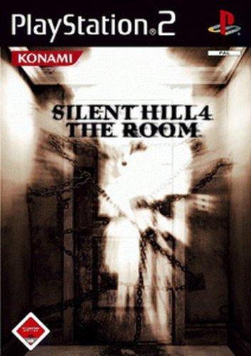 Игра для игровой консоли PlayStation 2, Silent Hill 4: The Room