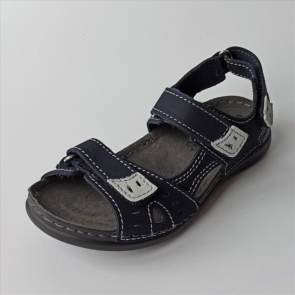 Подростковые синие сандалии, Inblu размер 32 35 36 37