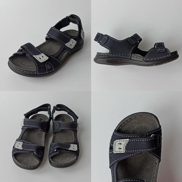 Подростковые синие сандалии Inblu фото