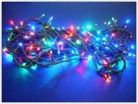 Разноцветная гирлянда 200 ламп 8 режимов свечения, фото 1
