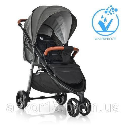 Прогулочная детская коляска «El Camino» ME 1025 X3 gray