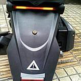 Стоп-сигнал 2в1 c поворотниками діодна стрічка 32LED 19см (варіант 13), фото 6