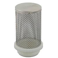Фильтр донный к обратному клапану 1 (нерж. сталь/технополимер) AQUATICA (779639)