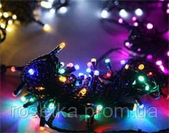 Новогодняя гирлянда 300 ламп 8 режимов свечения
