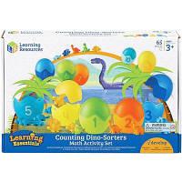 Развивающая игрушка Learning Resources ДИНО-СЧЕТ (LER1768)