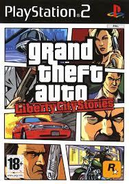Игра для игровой консоли PlayStation 2, Grand Theft Auto: Liberty City Stories
