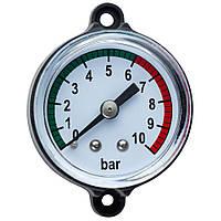Манометр для контроллера 10 бар 43мм Katran (779740)
