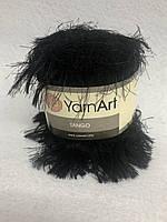 Пряжа Tango 100гр - 80м (501 Чёрный) YarnArt