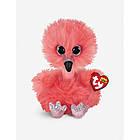 Мягкая игрушка Фламинго Френни 16 см. Оригинал TY Inc. 36381, фото 2