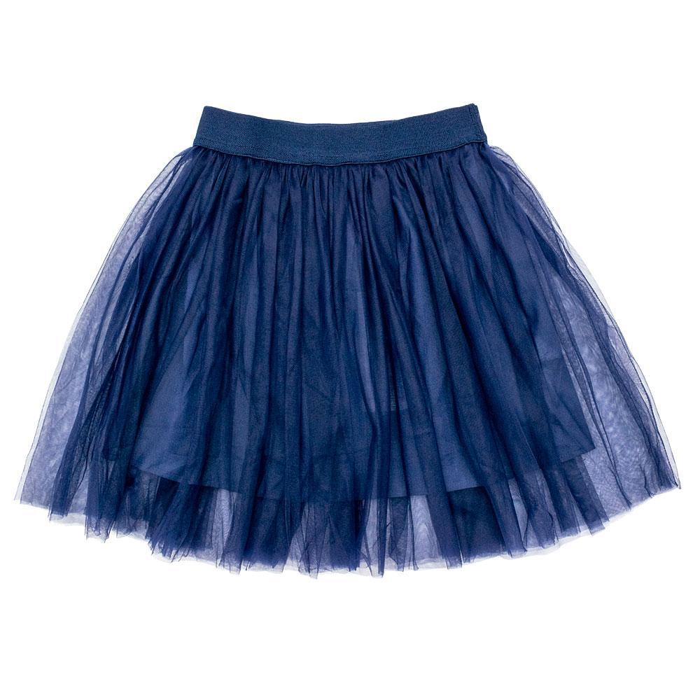Юбка для девочек Deloras 146  синяя 29557