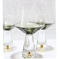 Винтажные бокалы для белого вина Chic набор 4шт*400 мл, фото 1