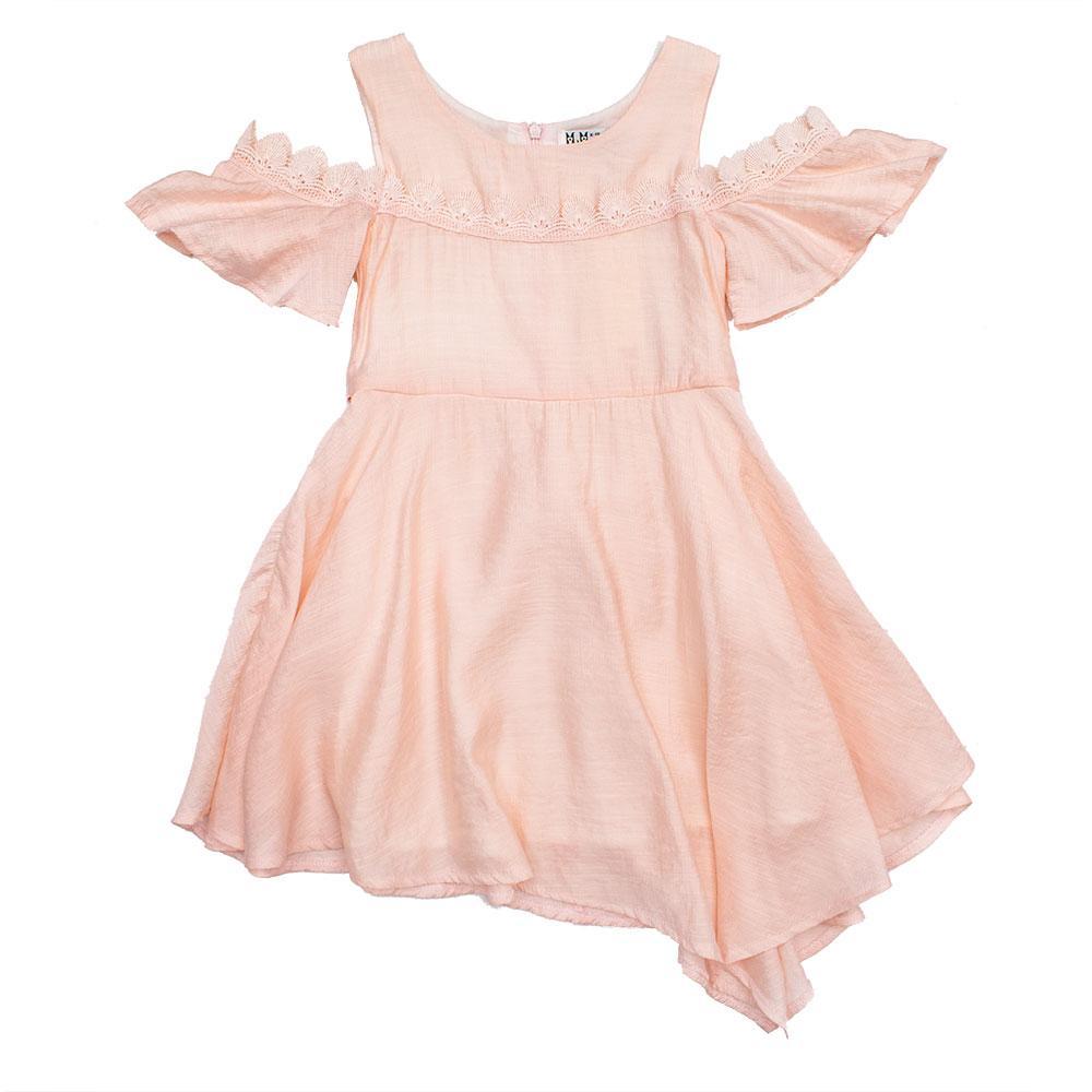 Платье для девочек Mimcar 110  розовое 881073A