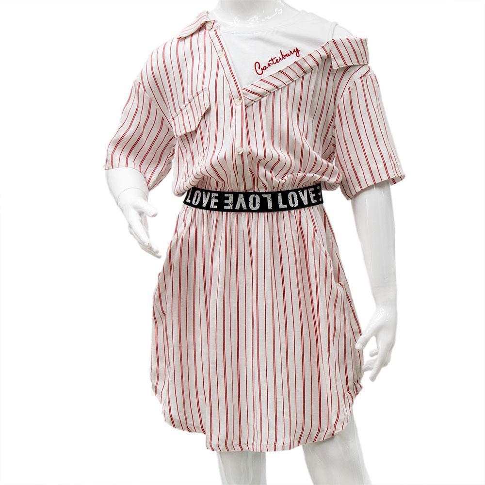 Платье для девочек Mimcar 120  белое 881092