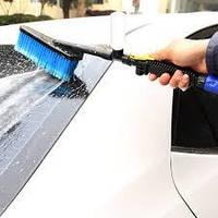 Щітка з насадкою для шланга для миття машини Auto Water Brush Chejieba