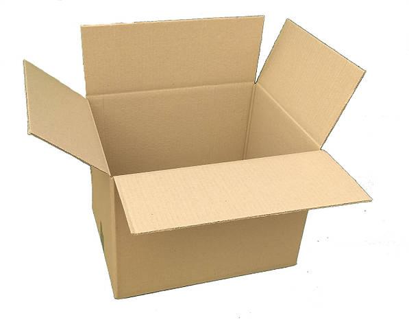 Картонная коробка вместимостью до 10 кг фактического или объемного веса 400*350*285, фото 2