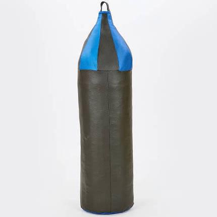 Мешок боксерский шлемовидный, кирза, большой h=0,95m, фото 2