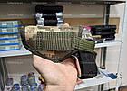Кобура для Retay F29 поясная синтетическая (пиксель), фото 2