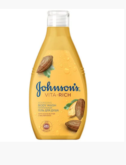 Гель для душа Johnsons Vita - Rich