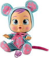 Cry Babies Интерактивная кукла пупс Плачущий младенец Лала мышка  Lala doll, фото 1
