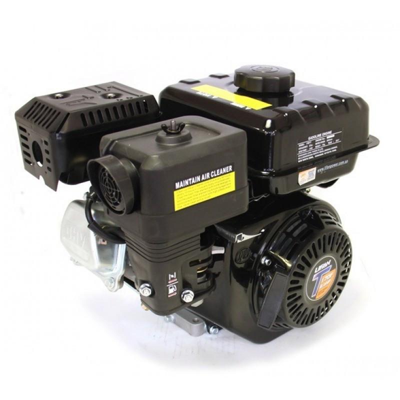 Комбінований двигун LIFAN LF170F-T Газ/бензин (7,5 л. с.) шпонка 20 мм