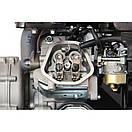 Двигун (бензин-газ) LIFAN LF170F (7 к. с.) шпонка 20 мм, фото 5