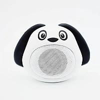 Детская колонка Bluetooth  Собачка  iCutes MB-M818