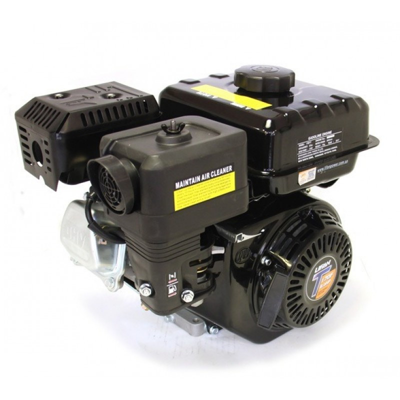 Комбинированный двигатель LIFAN LF170F-T Газ/бензин (7,5 л.с.) шпонка 20 мм
