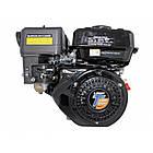 Комбинированный двигатель LIFAN LF170F-T Газ/бензин (7,5 л.с.) шпонка 20 мм, фото 2