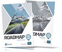 Roadmap B2, Student's Book + Workbook / Учебник + Тетрадь английского языка
