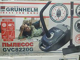Пылесос 2400 вт мешковой Grunhelm GVC8220 G
