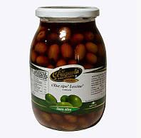 Итальянские оливки с косточкой LECCINE LA CERIGNOLA 950г