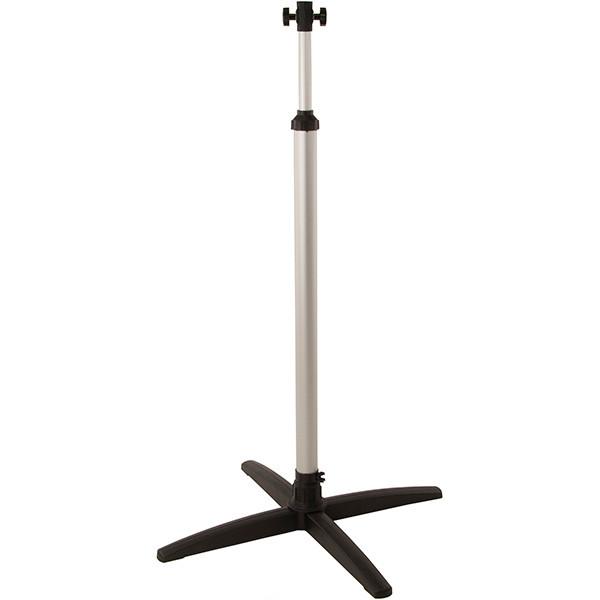 Стойка нога алюминиевая телескопическая для инфракрасных обогревателей